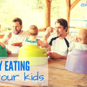 Healthful Eating for Kids Doesn't Have To Be a Rollercoaster Ride