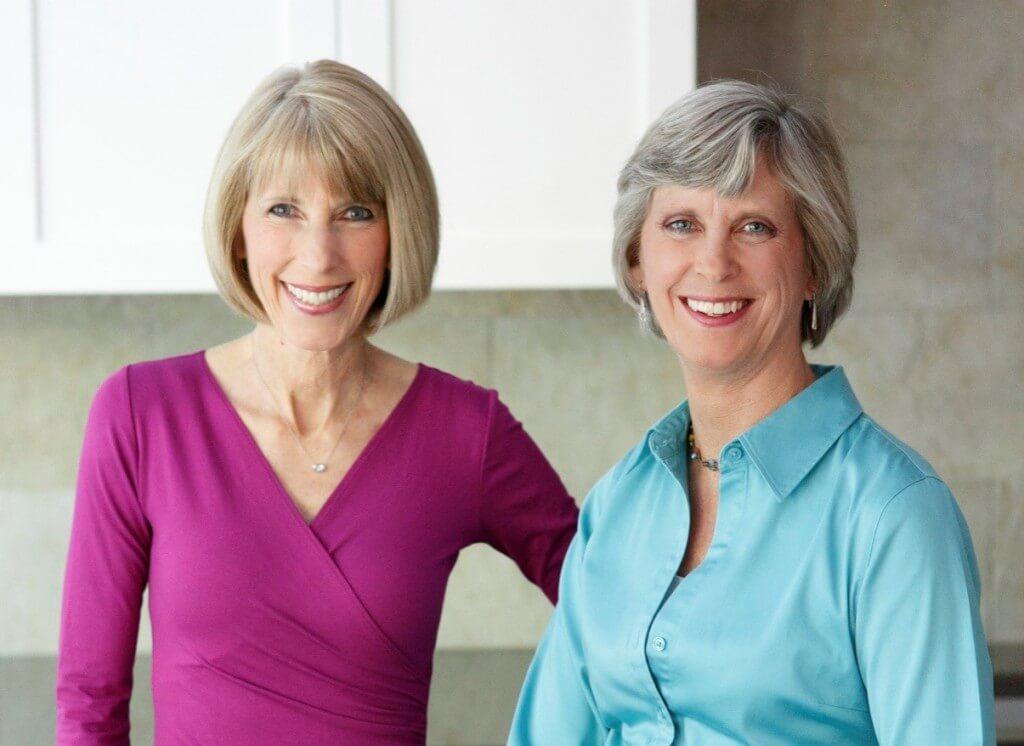 Janice and Liz image