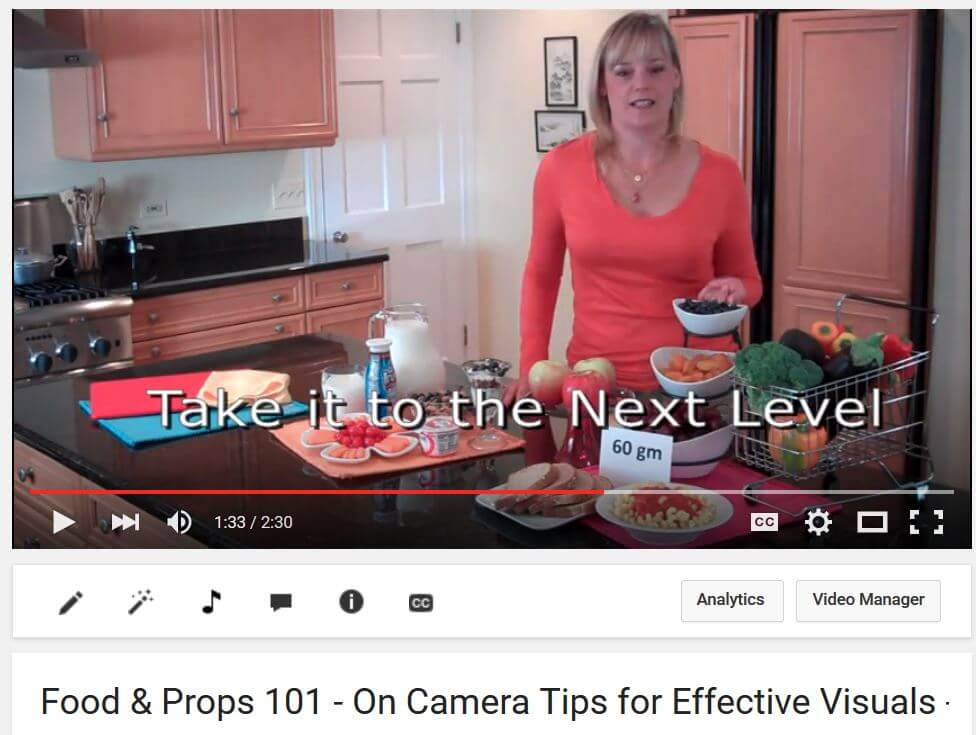 Food & Props 101 image