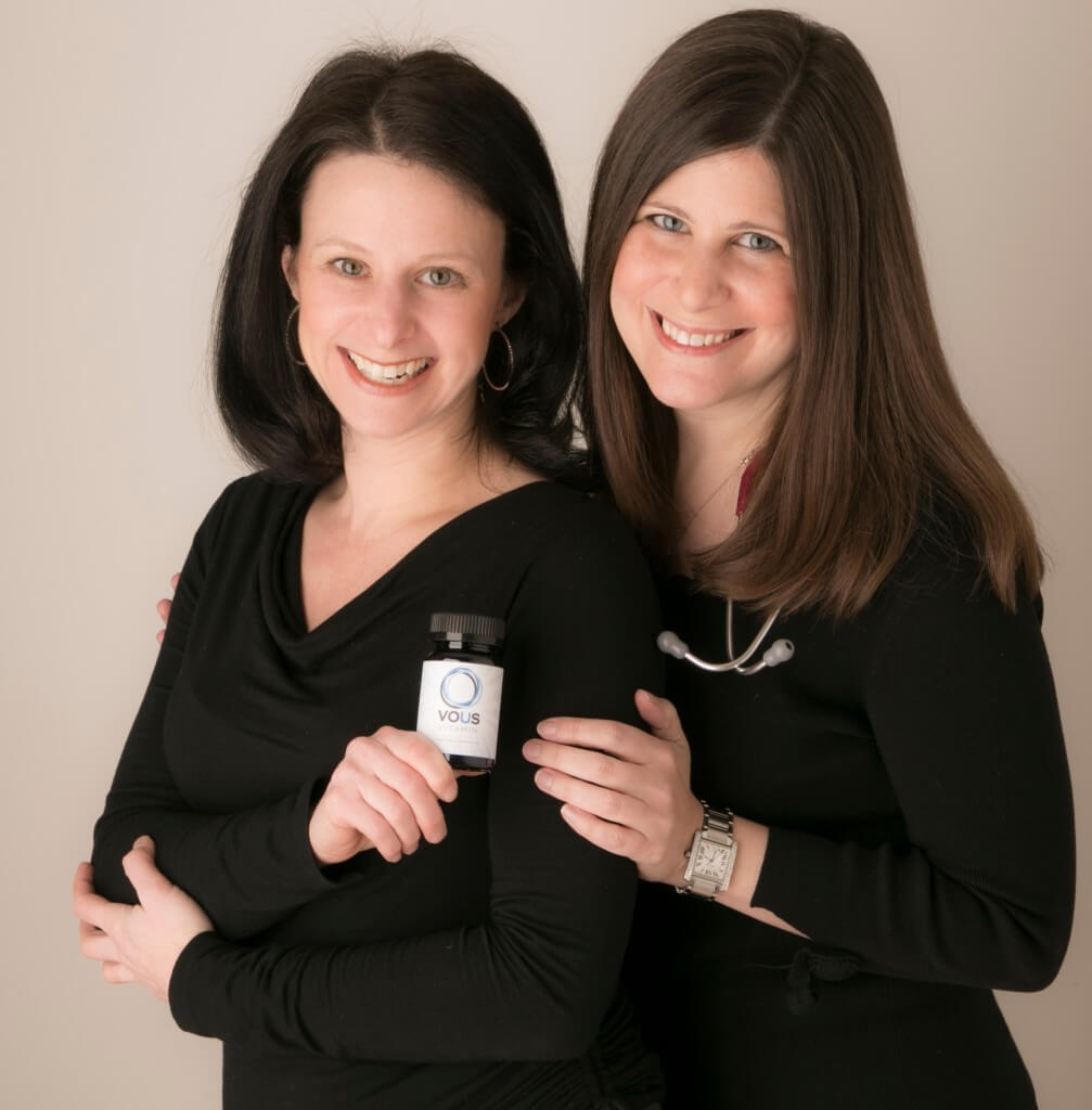 Arielle Levitan, MD, and Romy Block, MD