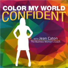 Jean Caton Color My World Confident