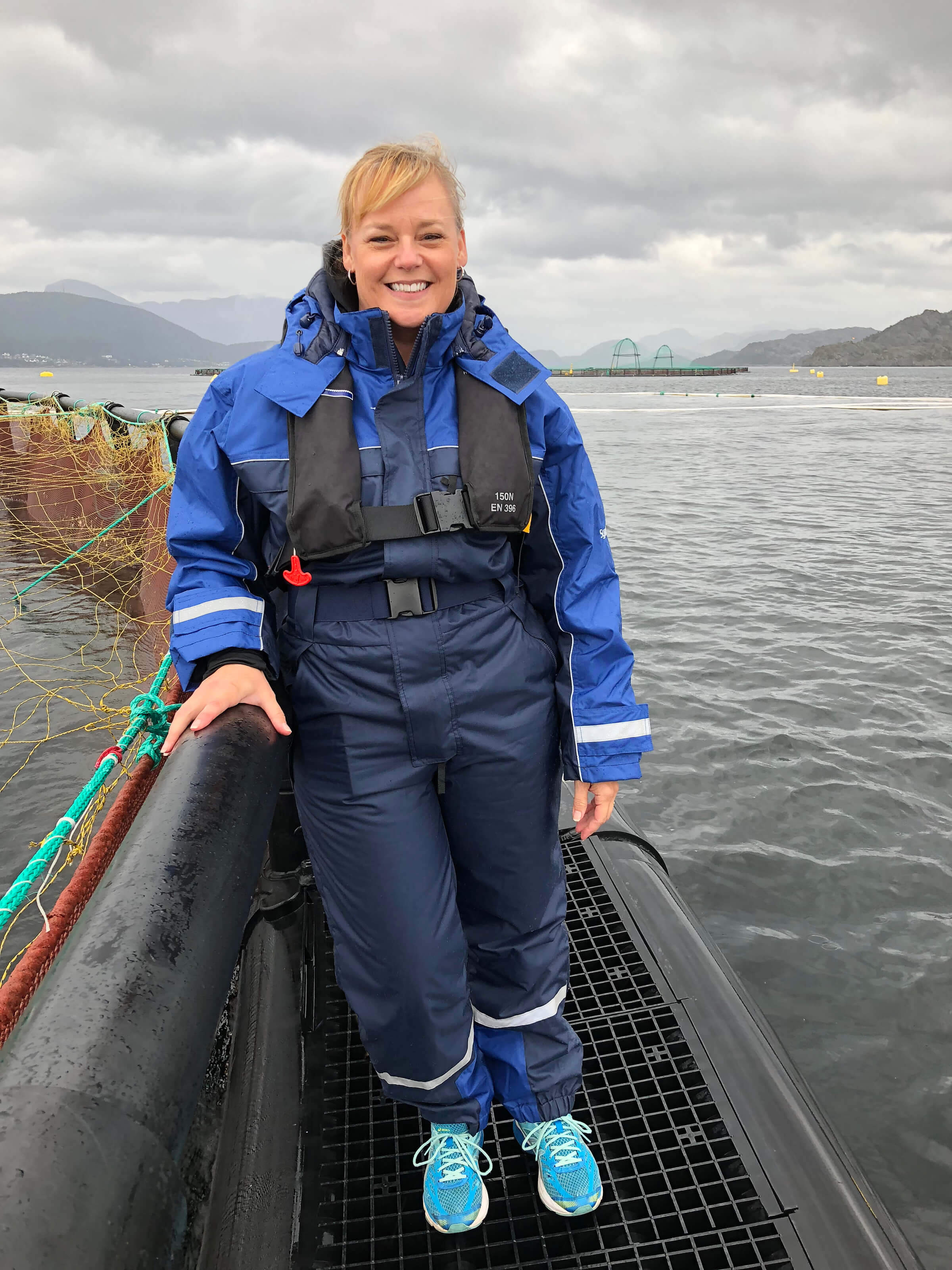 Exploring sustainable aquaculture in Norway