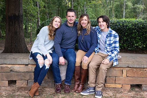 Amee Livingston and Family