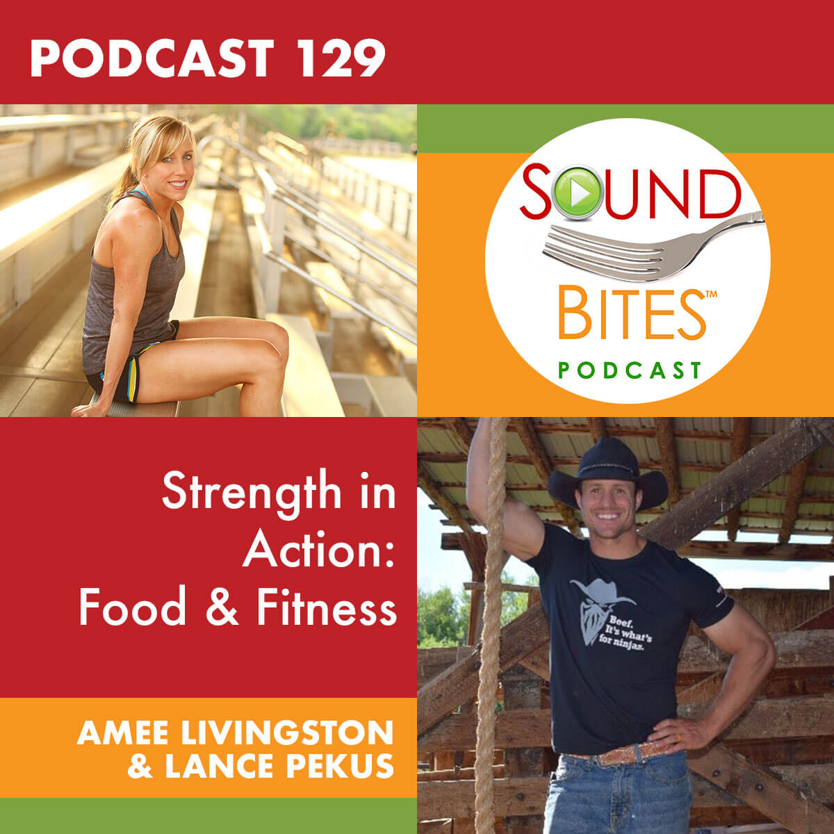 Episode 129: Amee Livingston and Lance Pekus