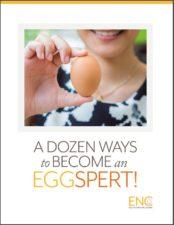 A Dozen Ways to Become an EGGSPERT