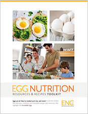 Egg Nutrition Resources and Recipes Toolkit