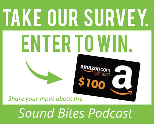 2020 Sound Bites Podcast Survey