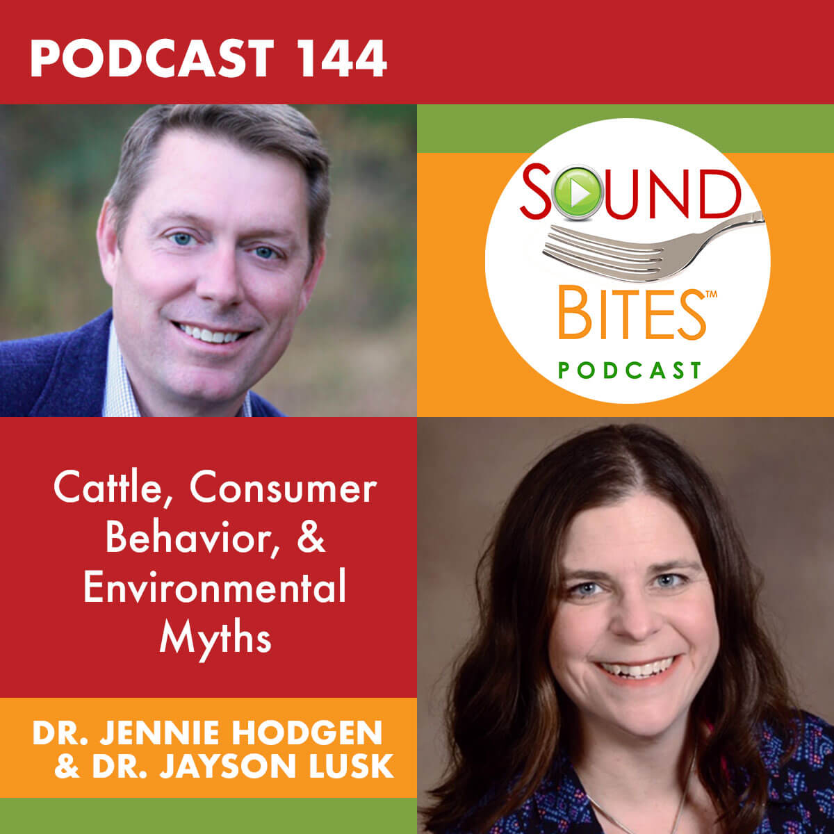Episode 144 Jennie Hodgen and Jason Lusk